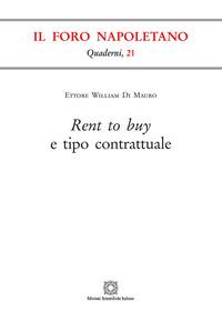 Rent to buy e tipo contrattuale