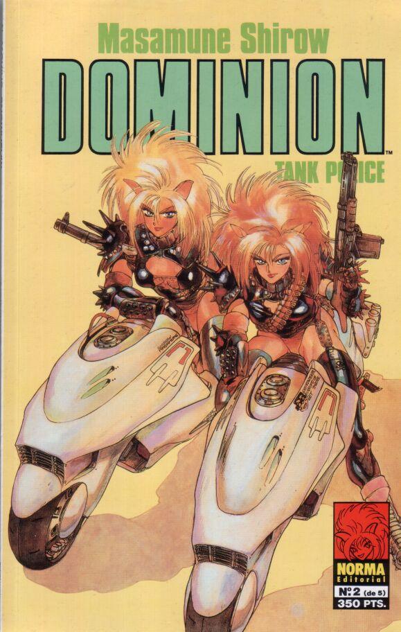 Dominion #2 (de 5)