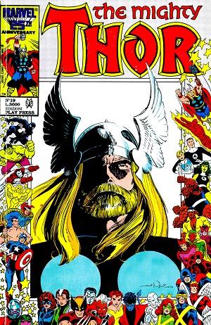 Thor n. 19