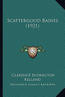 Scattergood Baines (1921) Scattergood Baines (1921)