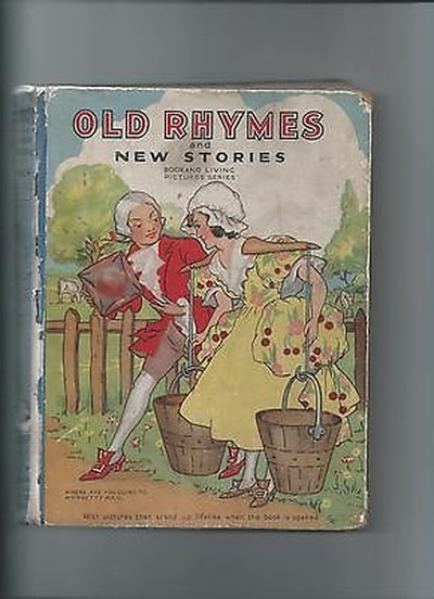 Old Rhymes and New Stories, Vol. 4