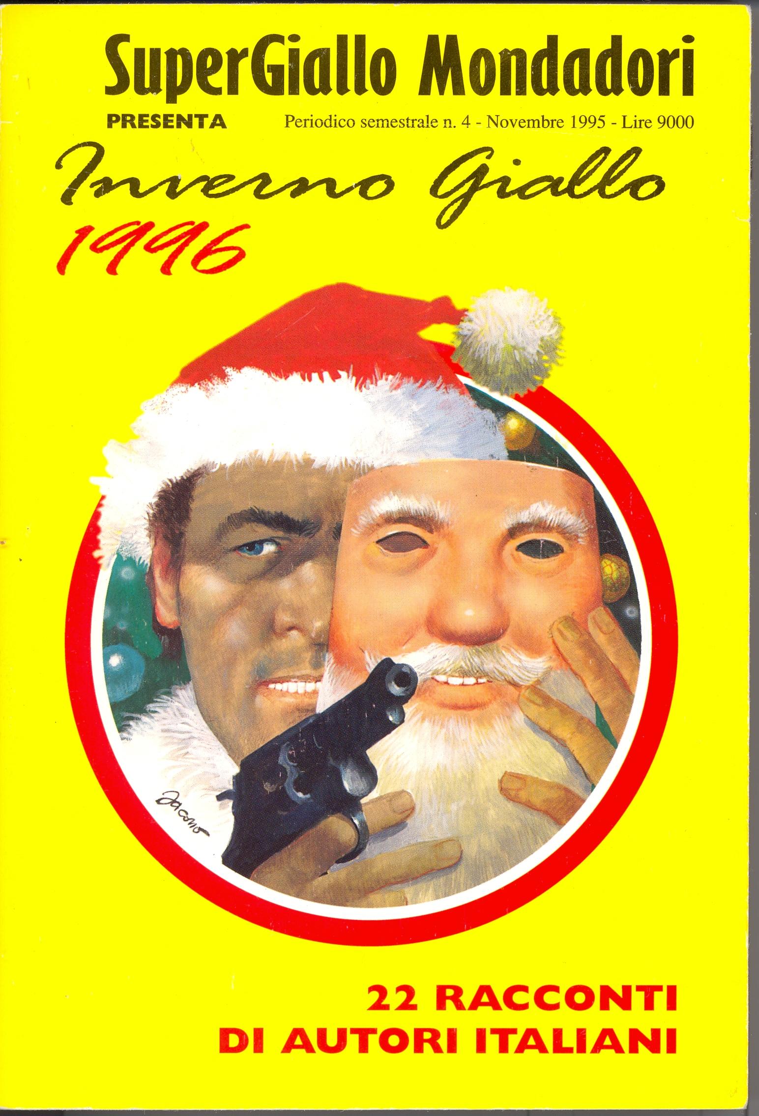 Inverno giallo 1996: 22 racconti di autori italiani