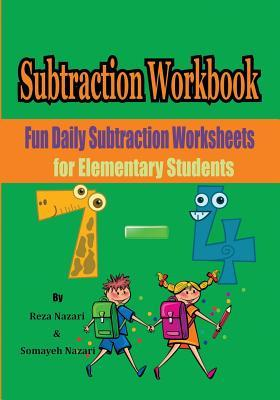 Subtraction Workbook