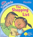 Oxford Reading Tree: Stage 3: Songbirds: the Shopping List