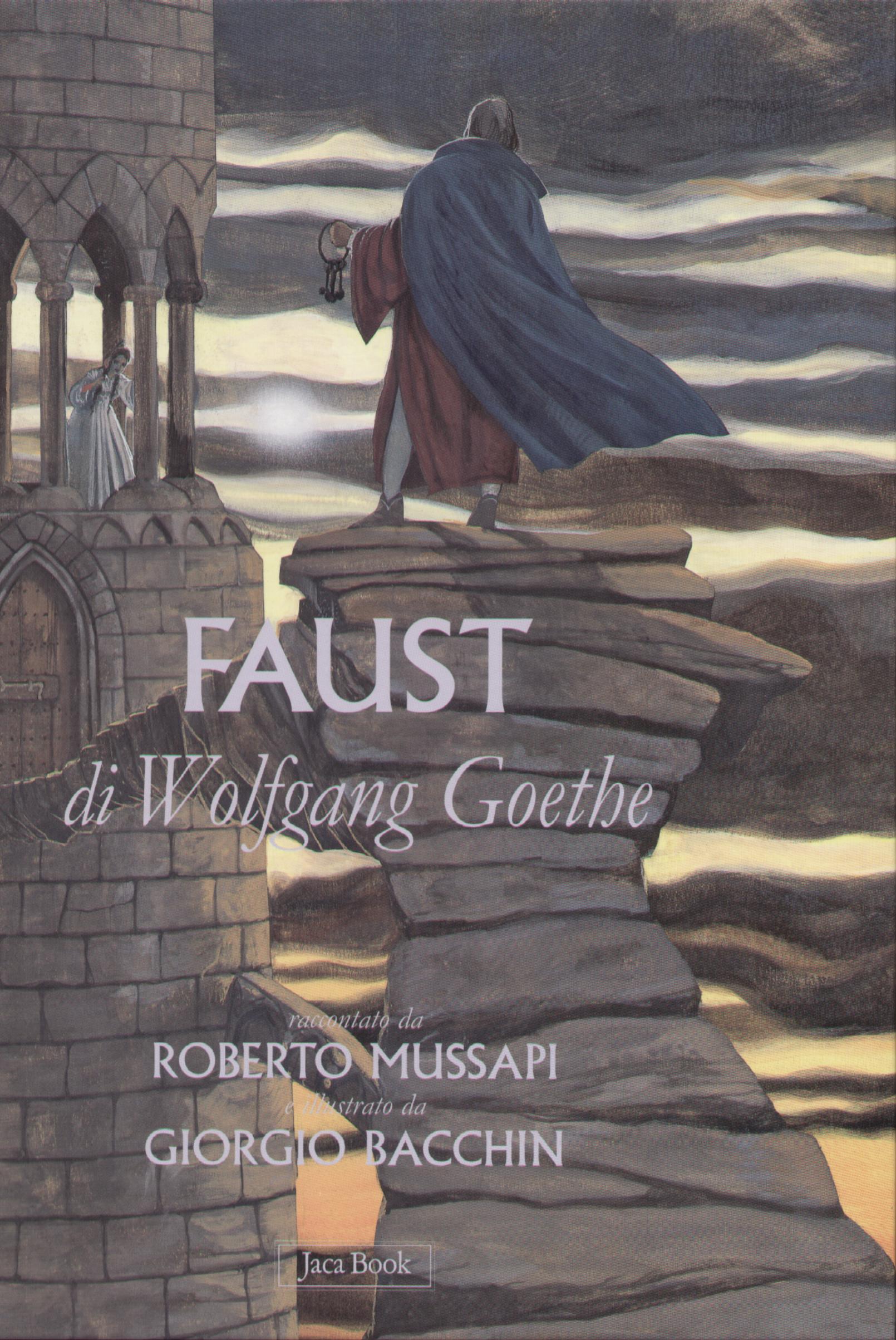 Faust di Wolfgang Goethe