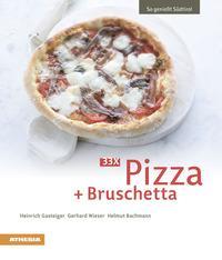 33 x pizza + brusche...