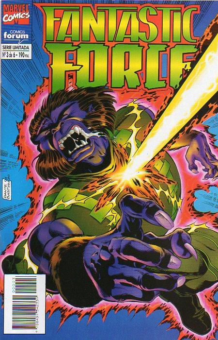 Fantastic Force Vol.1 #3 (de 6)