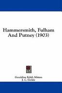 Hammersmith, Fulham and Putney