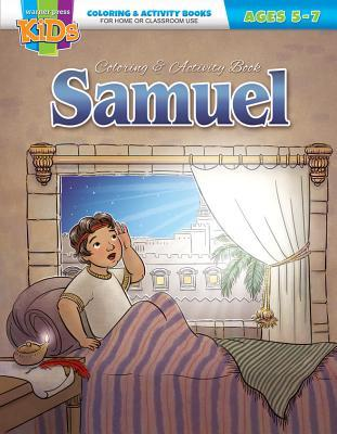 Kid/Fam Ministry Color and ACT Bks - General - Samuel (5-7)