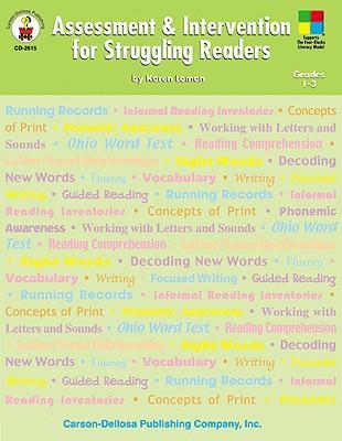 Assessment & Intervention for Struggling Readers