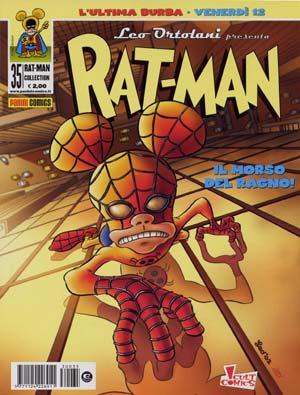 Rat-Man Collection n.35