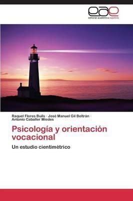 Psicología y orientación vocacional