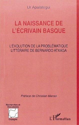 La Naissance de l'écrivain basque