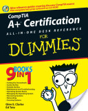 CompTIA A  Certification All-In-One Desk Reference For Dummies