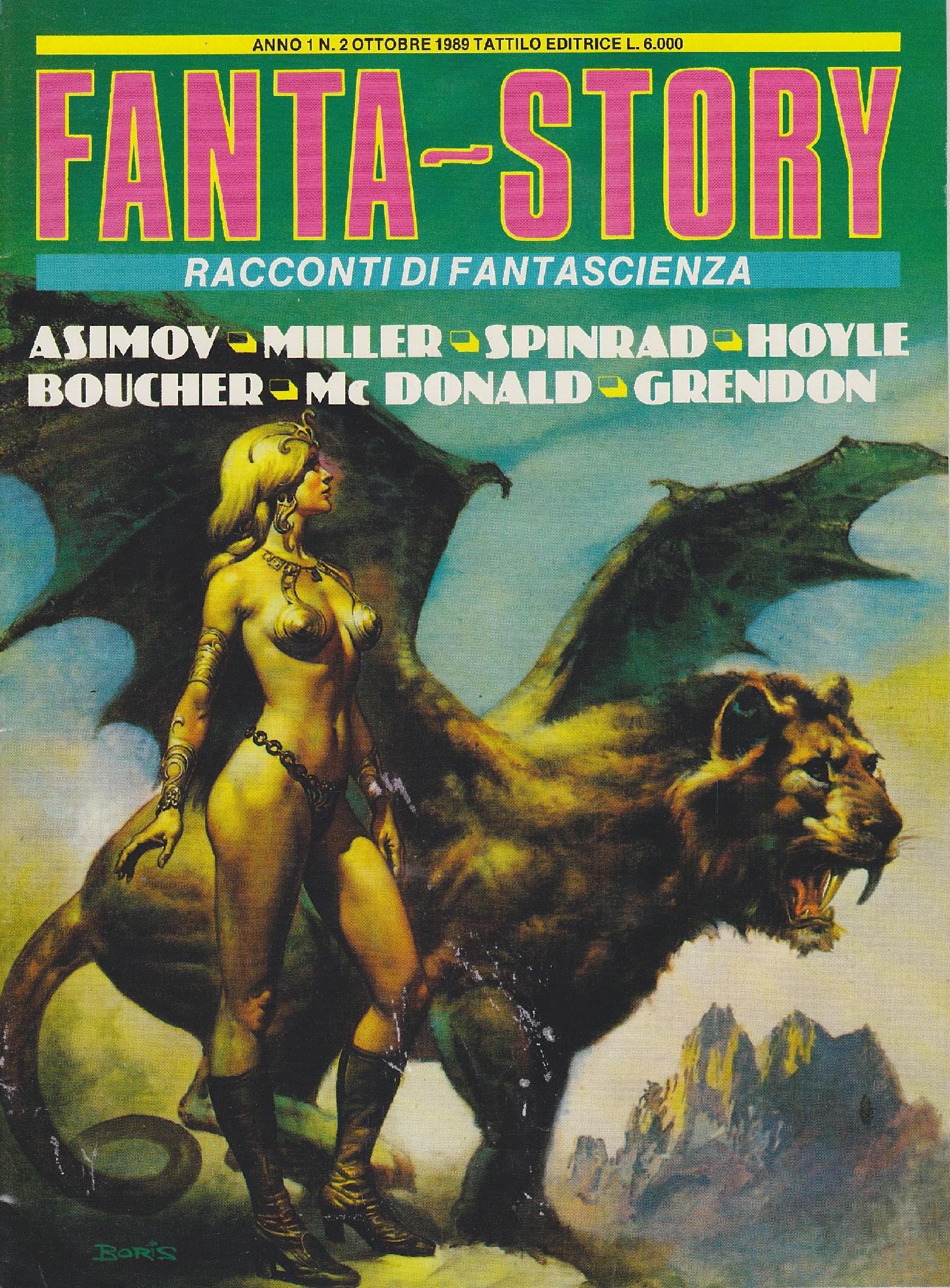 Fanta-Story a. 1 n.2