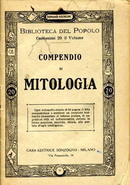 Compendio di mitologia