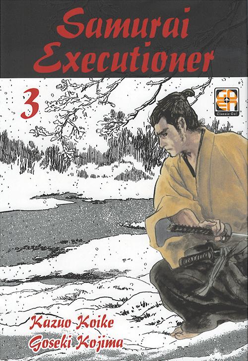 Samurai Executioner vol. 3
