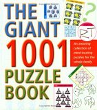 The Giant 1001 Puzzle Book