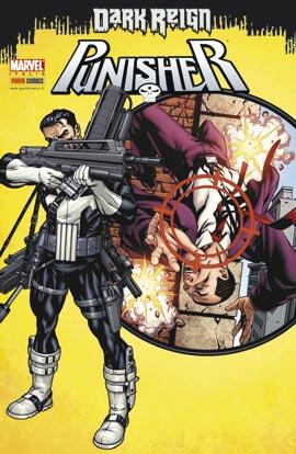 Punisher n. 1 - Dark...
