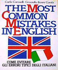The Most Common Mistakes in English