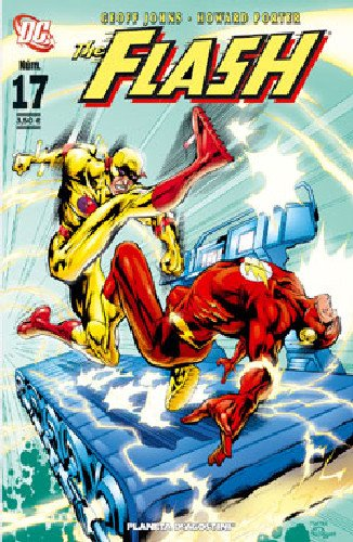 The Flash #17 (de 19)
