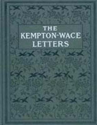 The Kempton-wace Let...