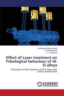 Effect of Laser treatment on Tribological behaviour of Al-Si alloys