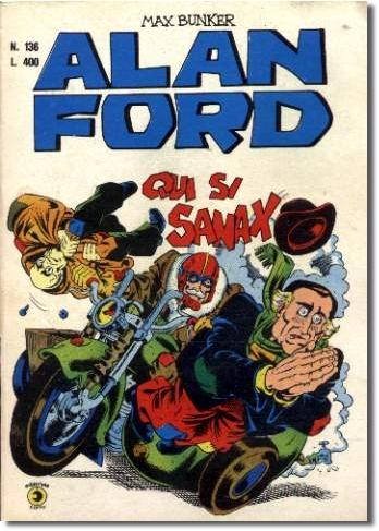 Alan Ford n. 136