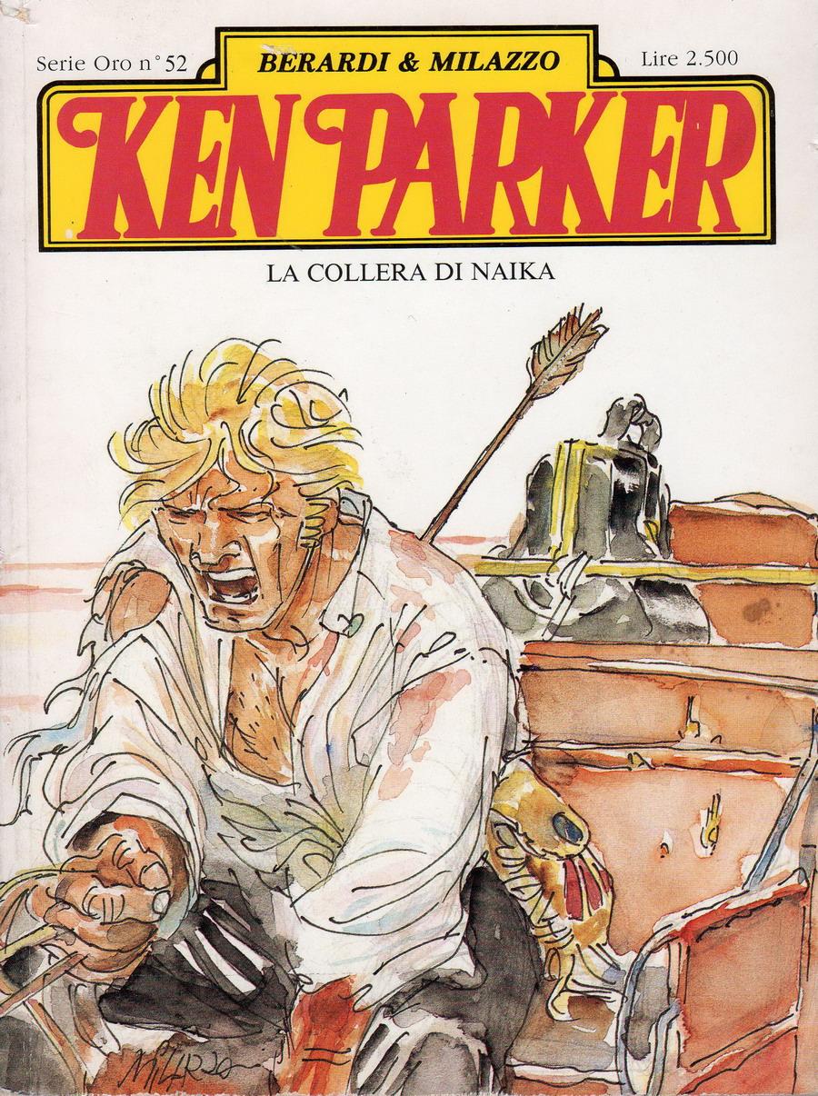 Ken Parker Serie Oro n.52