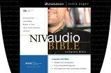 NIV Audio Bible Dramatized Cassette