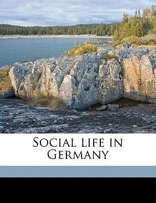 Social Life in Germany