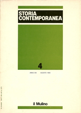 Storia contemporanea n. 4/1990