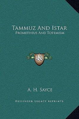 Tammuz and Istar