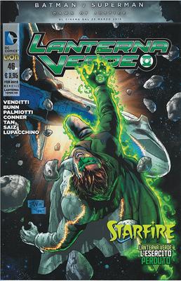Lanterna Verde #46
