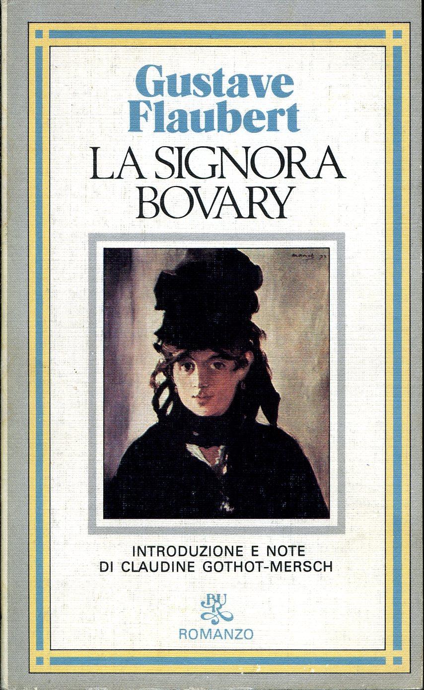 La signora Bovary