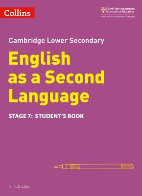 Lower Secondary English as a Second Language Student's Book