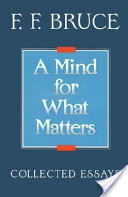 A Mind for What Matters