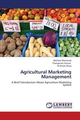 Agricultural Marketing Management