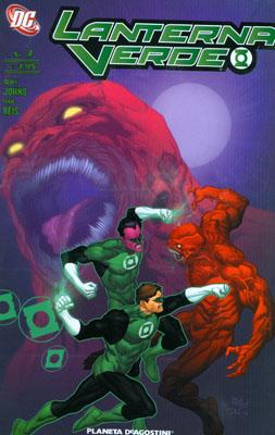 Lanterna Verde n. 03