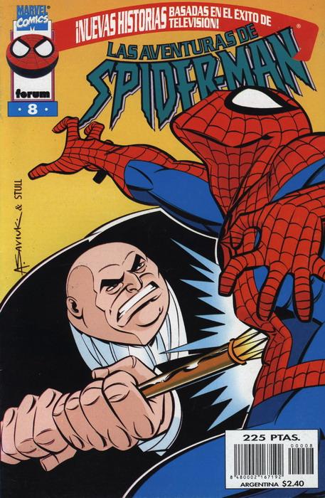Las aventuras de Spider-Man Vol.1 #8 (de 12)