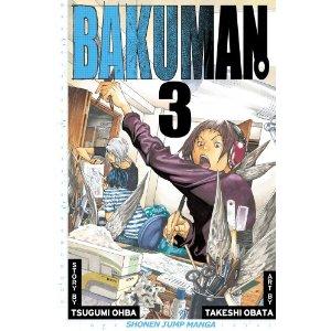 Bakuman, Vol. 3