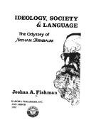 Ideology, society and language