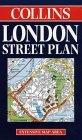 London Street Plan Map