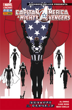 Avengers Deluxe Presenta n. 10