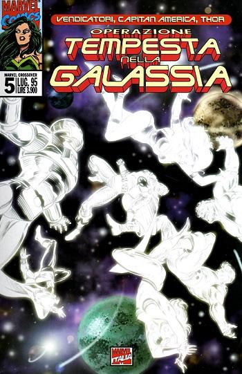 Operazione Tempesta nella Galassia n. 5 (di 5)