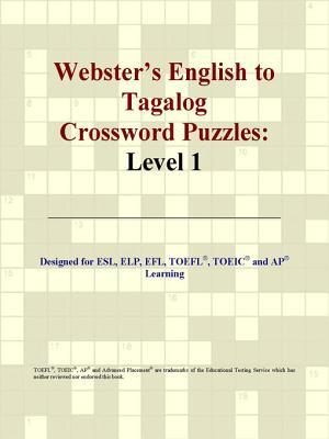 Webster's English to Tagalog Crossword Puzzles