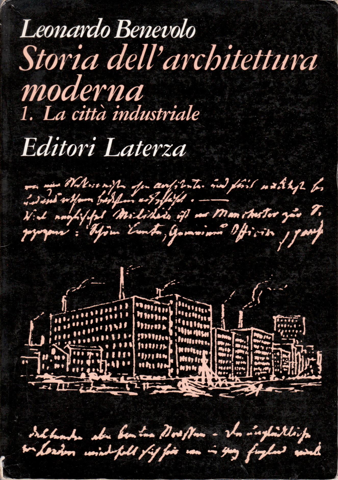 Storia dell'architettura moderna / La città industriale