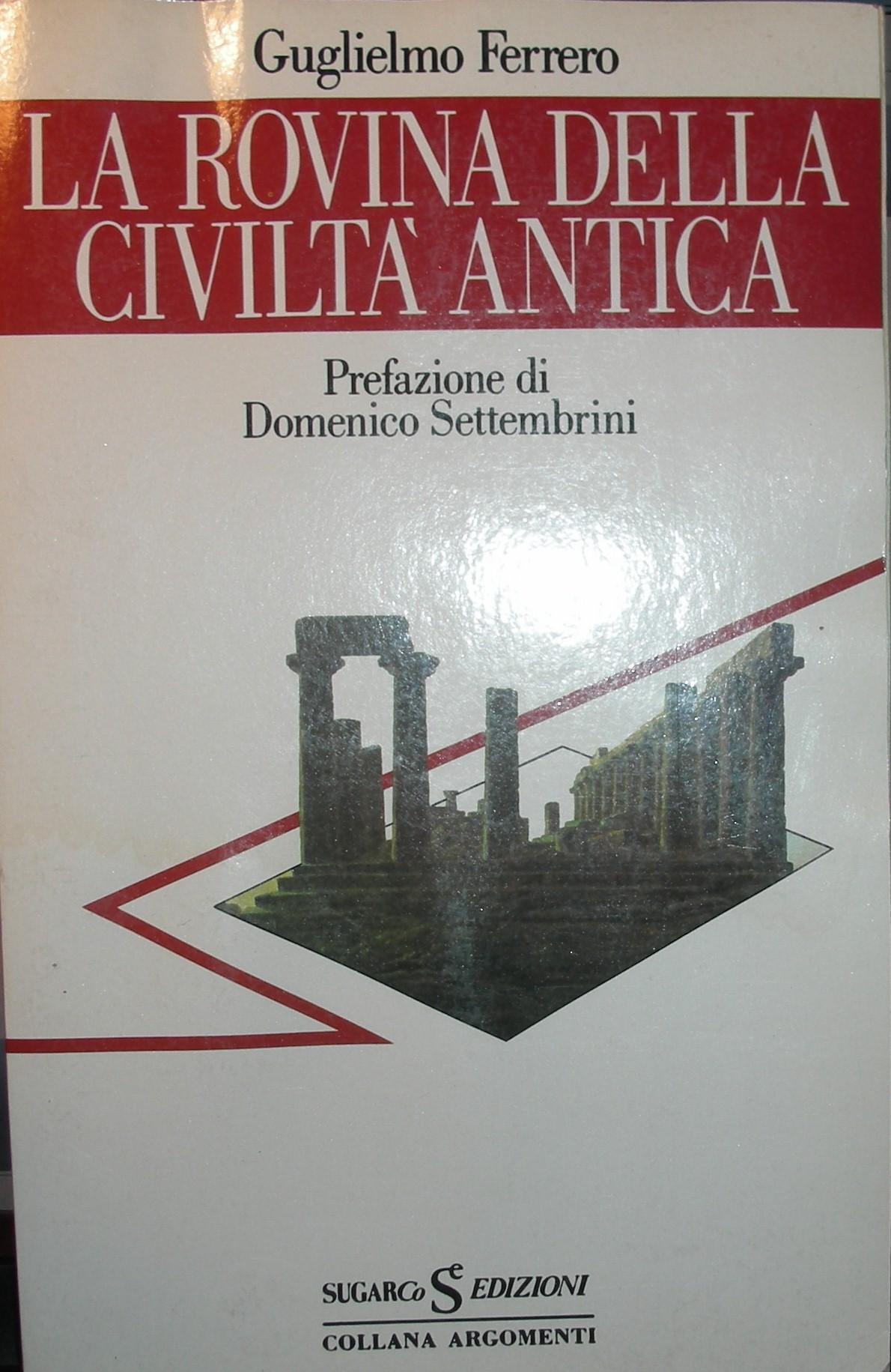 La rovina della civiltà antica