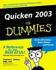 Quicken 2003 for Dum...