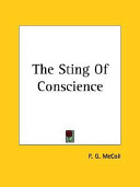 The Sting of Conscience